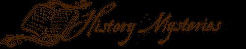 History Mysteries Logo